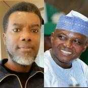 See What Reno Omokri Said After Garba Shehu Insisted That Herdsmen Must Remain In Ondo Forest.