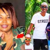 Karen Nyamu Sends A Strong Message To Samidoh's Wife