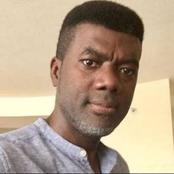 Reno Omokri discloses what will happen to anyone who leaves home without praying to God