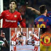 Latest Done Deals In Europe And Transfer Updates From Man Utd, Barca, Chelsea, Arsenal, And More