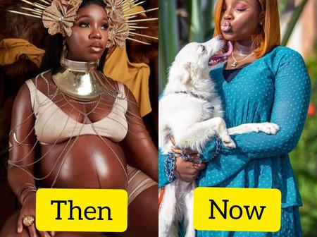 Photos: Check Out How Much BBN Star Bambam Has Transformed Since She Put To Bed