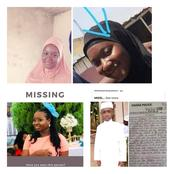 Photos- 4 months into 2021 and these individuals have gone missing : Are we safe in Ghana?