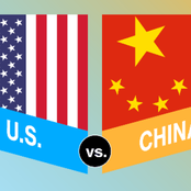 Why is America against China but not Russia?