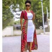 Look hot and elegant in these Ankara kimono styles this March