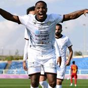 Former Manchester United Striker Odion Ighalo Unexpected Starting Performance In Saudi Arabia.