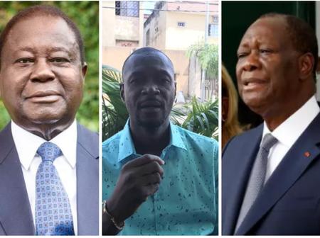 Kouayé Didier félicite le dépassement de soi des leaders politiques et les exhorte à être concrets