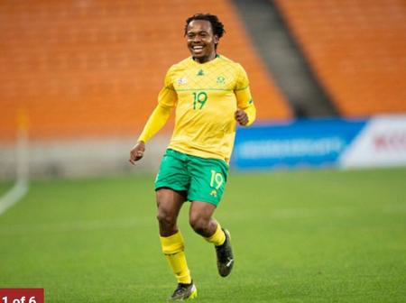 Tau among top scorers of AFCON 2021 qualifiers