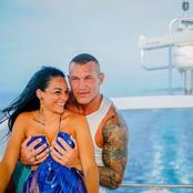 Marriage goals, Randy Orton And Kim Marie Having Romantic Moments