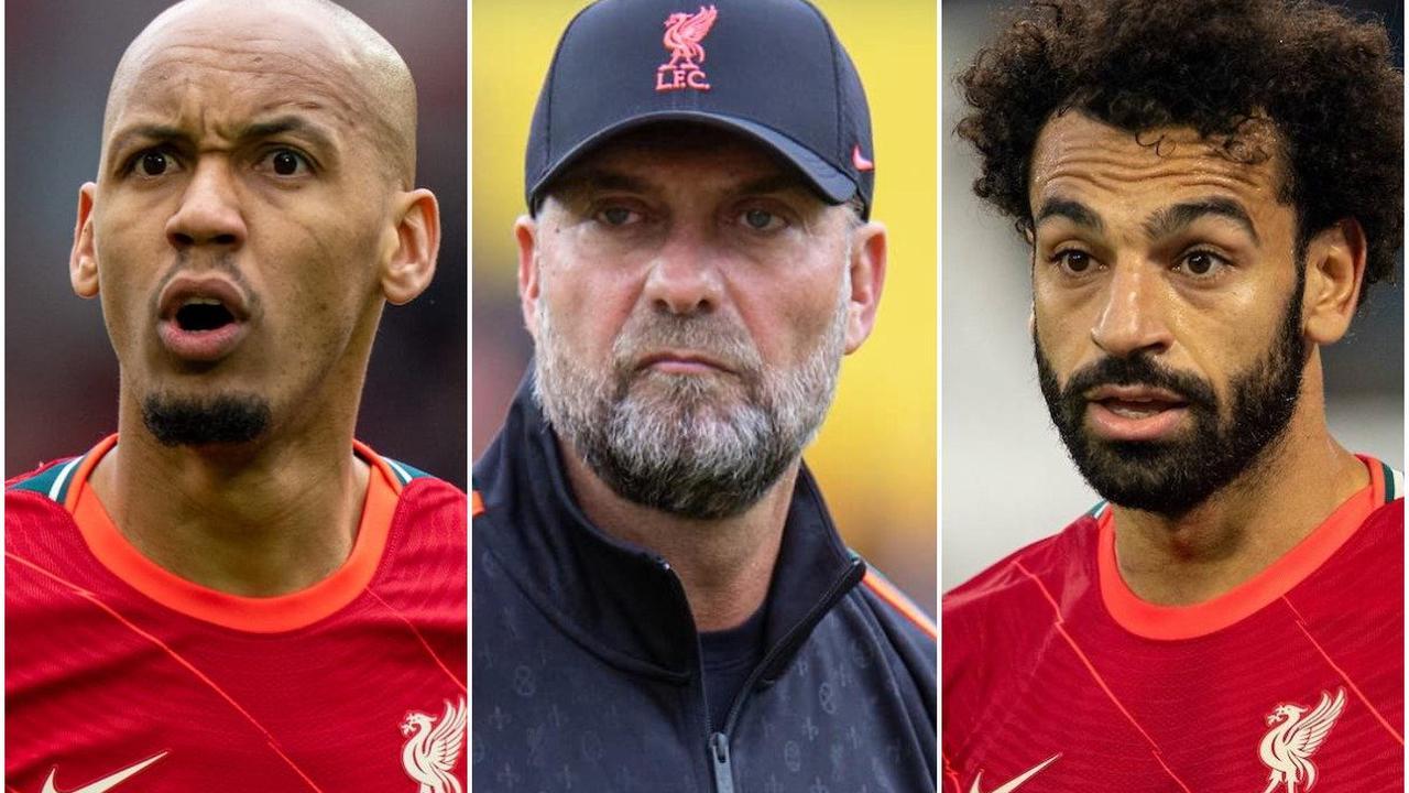 Mixed fitness news ahead of Palace & Fabinho hails Reds' summer