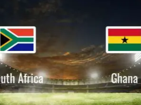 Ghana vs South Africa. Share your predictions of the match