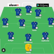 Chelsea Will Humiliate Liverpool If Tuchel Lineup With These Players