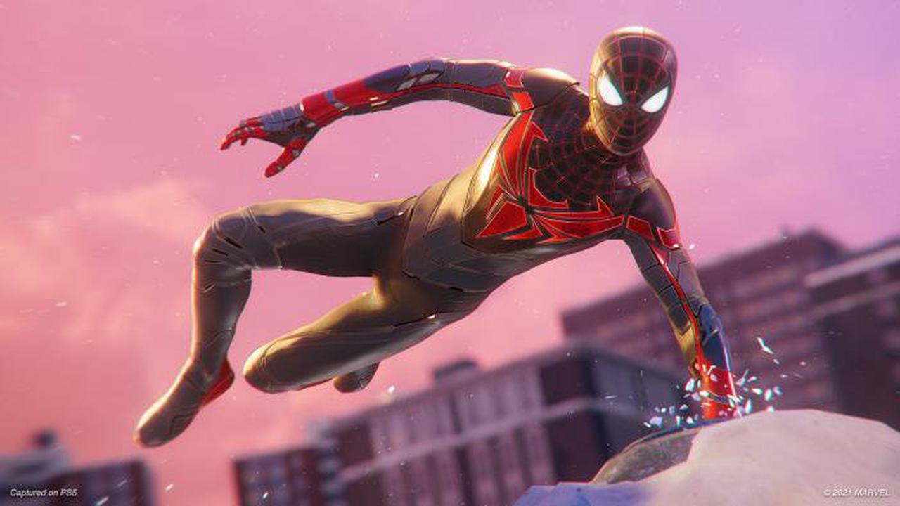 Spider-Man: Miles Morales s'est bien moins vendu que Spider-Man