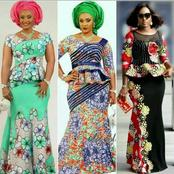 Here Are Beautiful Ankara Skirt And Blouse Styles You Could Rock This Week