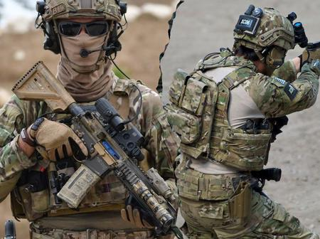 3 key difference between Navy SEALs and Delta force