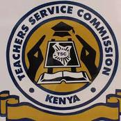 Who to appoint TSC Chairperson?