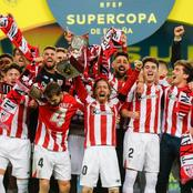 Lionel Messi red card, Antoine Griezmann double, Athletic Club Bilbao Super Cup Champions.(Opinion)