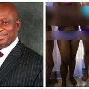 Ex-minister Accused Of Striping Hotel Staff Naked Because Of 5K Theft; Who is He? Meet Him?
