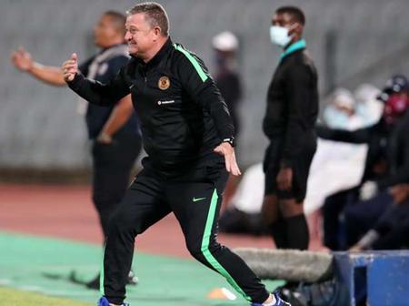 Kaizer Chiefs luck ln Africa