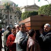 وفاة حرم رئيس مصر الأسبق