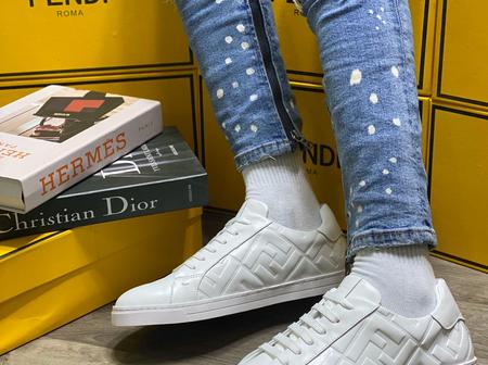 Check Out Sneakers You Should Stock for Harmattan