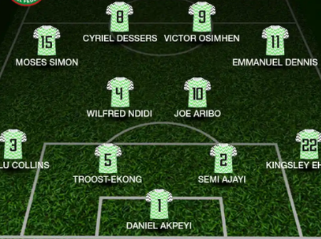 Opinion: If Rohr uses either of these tactical formations today, Nigeria would defeat Sierra Leone.