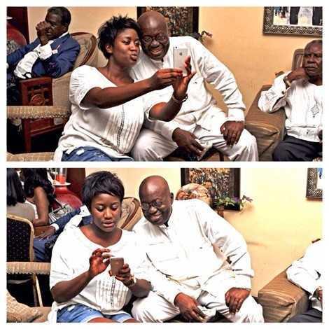 2e604e3fda102ea231ee943e8ca62406?quality=uhq&resize=720 - Farida Mahama and Gyankroma Akufo-Addo who is more beautiful? (Photos)