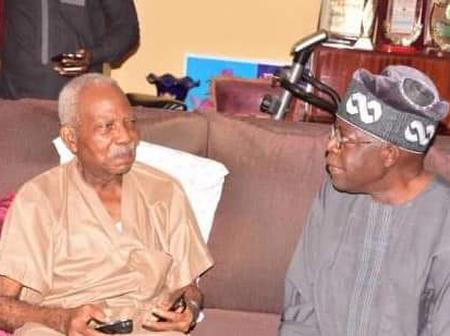 (Opinion) 2023: Since Pa Fasoranti Doesn't Hold A Post In Afenifere, His Endorsement Of Tinubu Is Personal