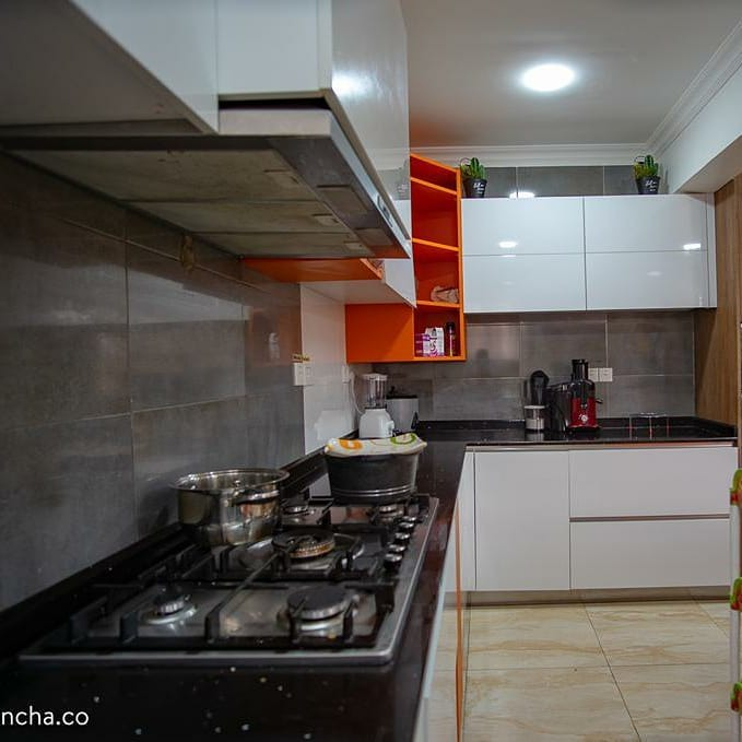 - 2e69a1739bdca40f240133e00aa2f74b quality uhq format jpeg resize 720 - Chai Who Say Money Is Not Good? Check Out These Beautiful And Stylish Photos Of Nana Ama Mcbrown's Kitchen (Photos)