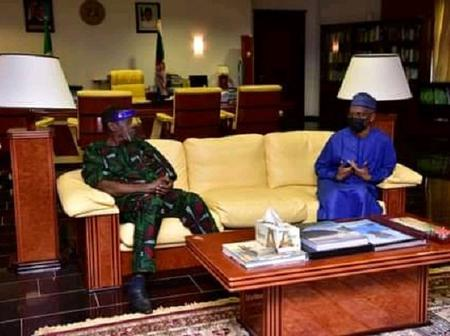 Pastor Adeboye Meets With Governor El-Rufai (Photos)