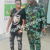 Ex-Nigeria U17 Star, Amoo Flies Out To Sweden To Link Up With Hammarby