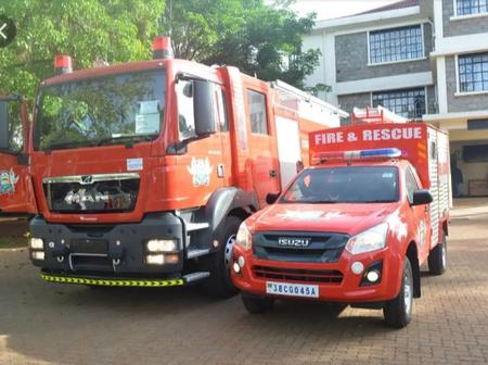 VIHIGA Has One of the Best And Quick Fire Response team