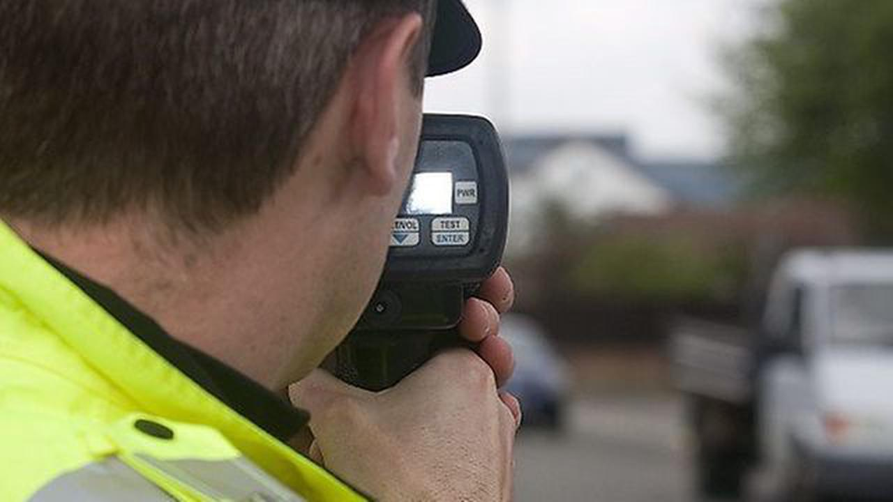 Revealed: Suffolk's worst 20 roads for speeding offences