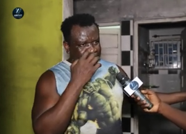 2e879dca0c6102e70ab747a8518a4463?quality=uhq&resize=720 - Video:I nearly got burnt in my own house, God saved me - Koo Fori finally speaks after his house got burnt into ashes