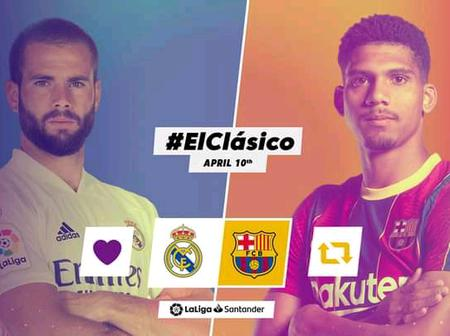 What you should know about today's el- classico