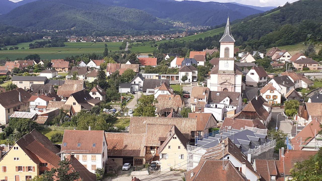 Walbach La toiture et la façade de l'église bientôt rénovées