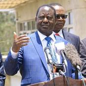 ODM Leader Raila Odinga Responds To Claims That He Is No longer In he Opposition.