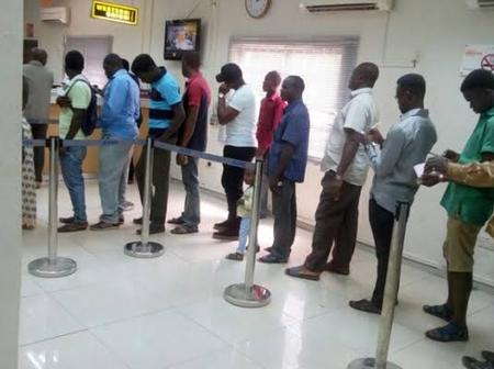 Access Bank Customers should visit any nearest branch to revalidate their details