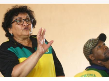 Duarte Sets The Record Straight: Magashule Was Not A Part Of Top Six Discussions