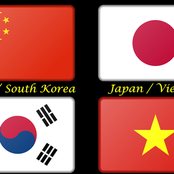 Between Korea, Vietnam and Japan, which country is more sinicized?