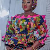 One Week To Mothering Sunday, Check Out These Latest Ankara Styles For Mothers