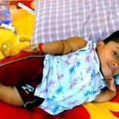 Meet The 24-Year-Old Lady Who Is Stuck In A Baby's Body (Photos)