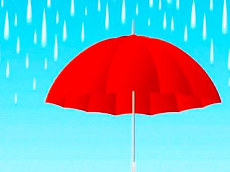 Seven Days Weather Forecast, With Heavy Rainfall Expected In The Following Areas