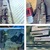 Mother And Daughter Nabbed Attempting To Smuggle In Dangerous Weapons For Alleged Terrorism Reasons