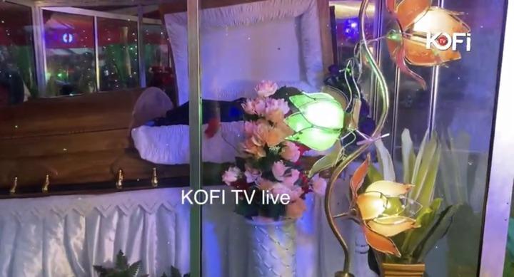 2ead9d2016909c0e9b29fca5e3e58282?quality=uhq&resize=720 - Sad: First Photos From Kofi B's Final Funeral Rite.