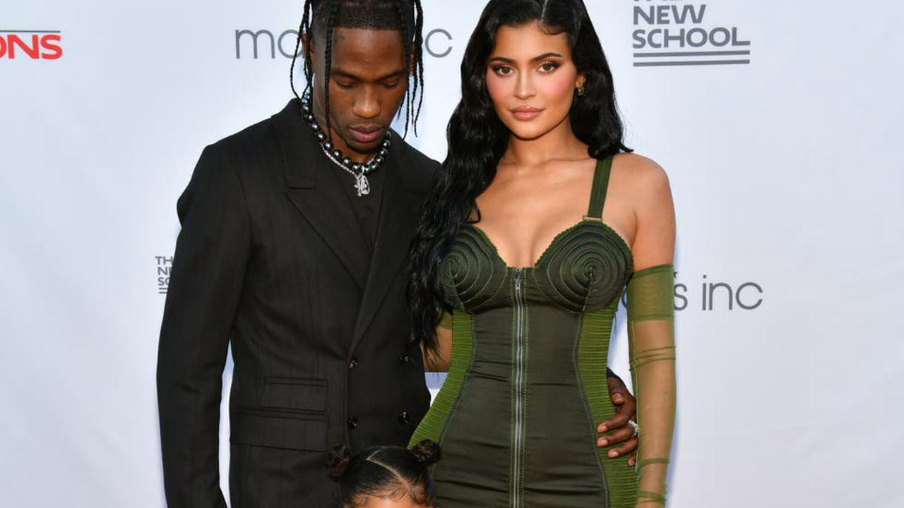 Kylie Jenner found out she was pregnant while working on reality show