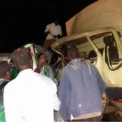 Deadly Accident At Njoro-Mau Narok Road As 6 Die On The Spot With 7 In Critical Condition