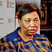 In Shock! Angie Motshekga's Son Wants His Father to Die, South Africa in Disbelief