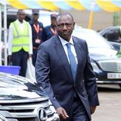 DP Ruto To Be Kicked Out of His Official Karen Residence Soon, Uhuru's Powerful Ally Reveals