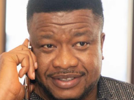 Browny Igboegwu Shows Off His Sunday Food, Says