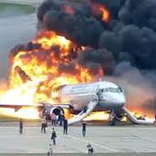 Tragedy As Military Plane Crashes Near Capital Airport, Killing People In Nigeria